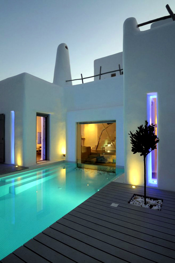 Summer House in the Cyclades