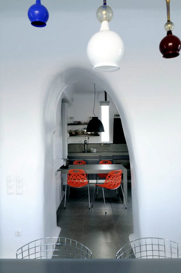 home Cycladic architecture