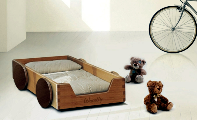 Sustainable designer furniture for children to protect nature
