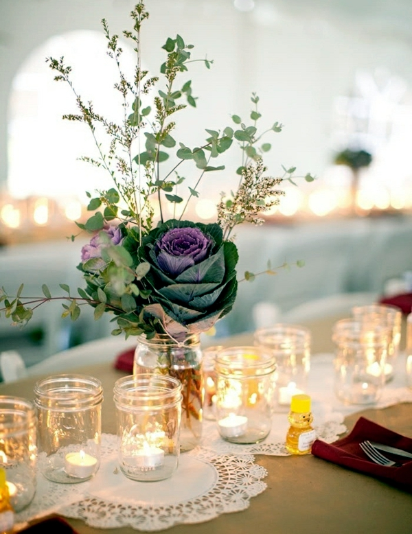 Table Decoration To Make Your Own 100 Cheap And Stylish Ideas