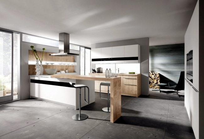 The 10 largest companies of modern designer kitchens in for Kitchen design companies