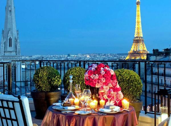 The 10 Most Expensive Luxury Hotels In The City Of Love Paris