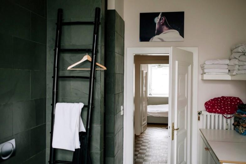 The apartment Nada Lottermann Frankfurt
