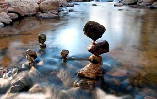 The Art of land art by Michael grave finds new natural balance
