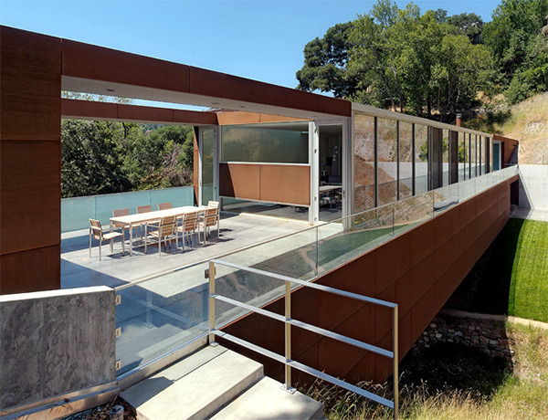 The Bridge House - a practical design solution