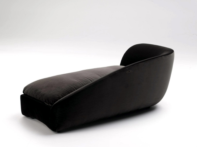 The Casa collection of Borbonese offers fabulous designer seating