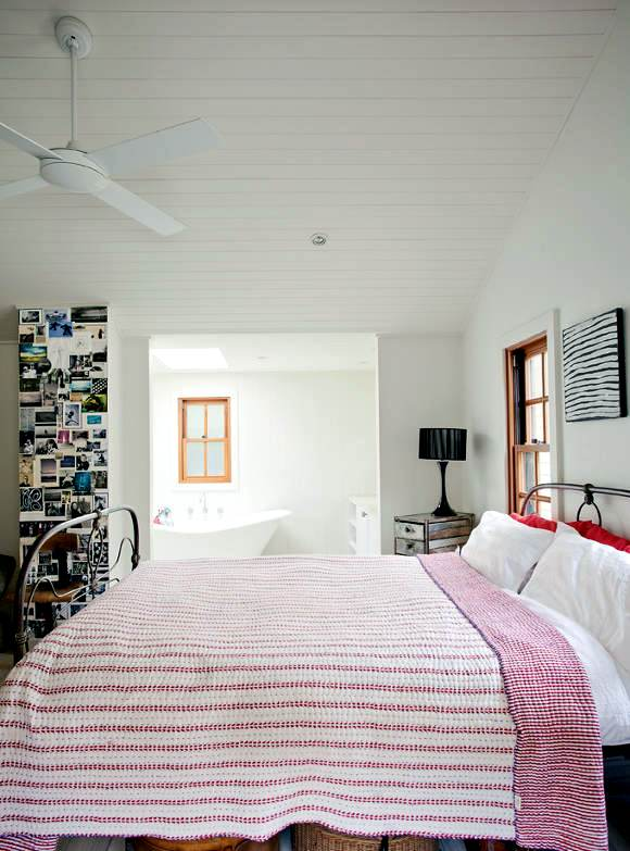 The decor of the house of Nikki Gemmell