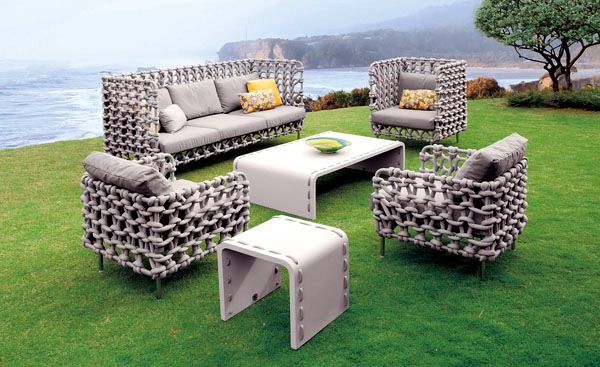 The Exceptional Design Garden Furniture By Kenneth