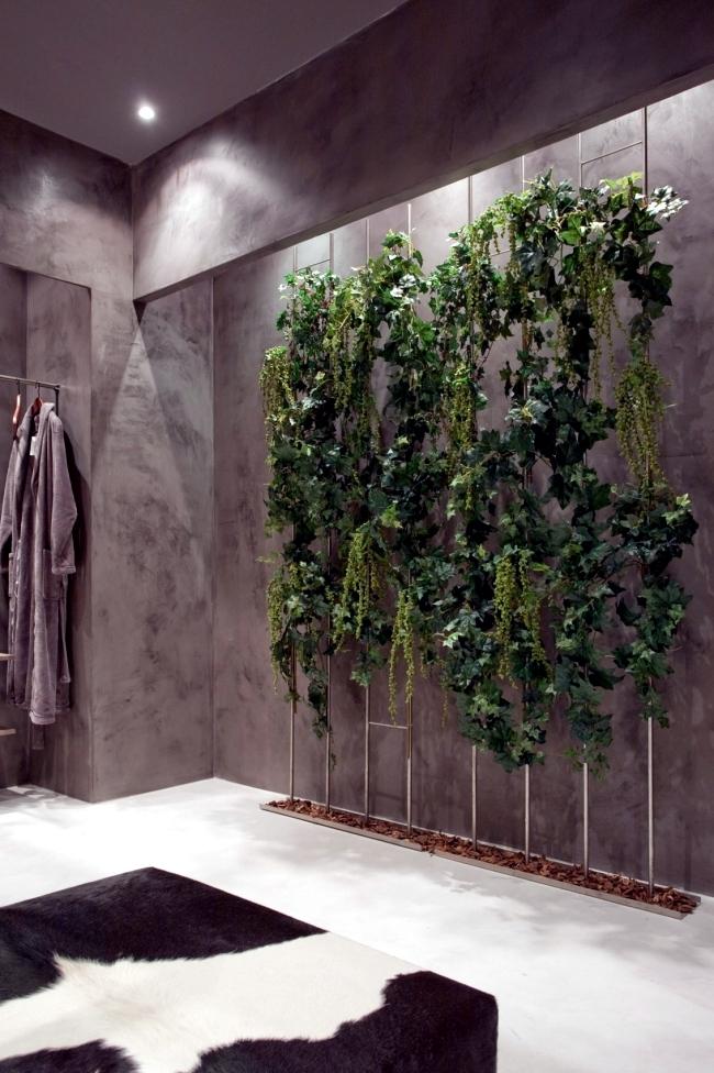 The Garden of Eden play in a modern bedroom design