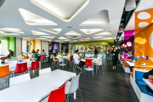 The Google Headquarters In Ireland Behind The Scenes