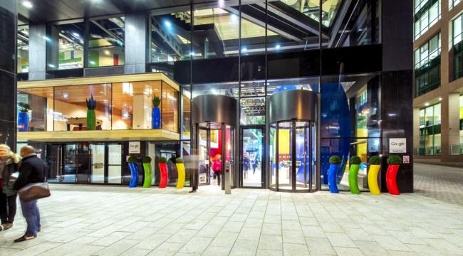 The Google headquarters in Ireland - behind the scenes
