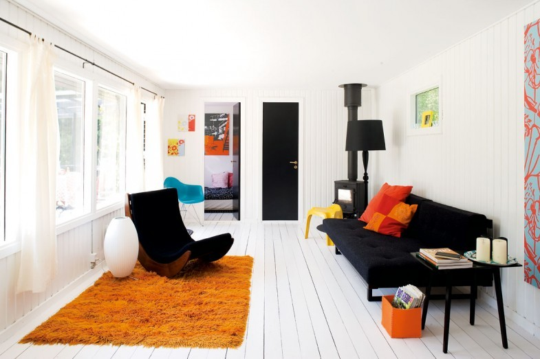 deco wood and colorfully