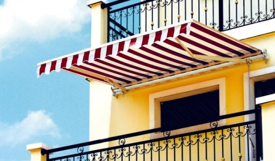 The matching awnings for balcony select 17 beautiful for Balcony awning
