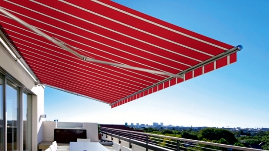 The matching awnings for balcony select - 17 beautiful design ideas