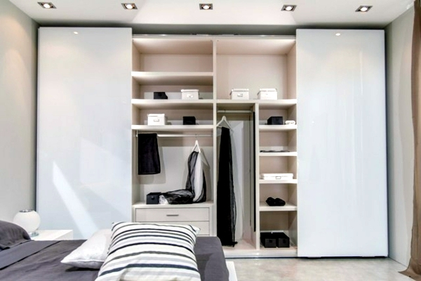 The Modern Wardrobe With Sliding Doors both Practical And