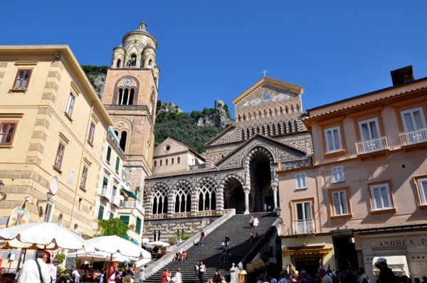 The most beautiful destinations - summer holiday in Amalfi Italy