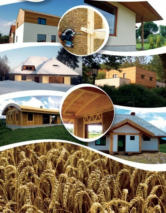 The new generation of sustainable building materials and insulation