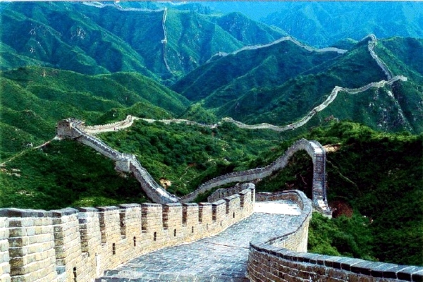 The new seven wonders of the world, which are created by human