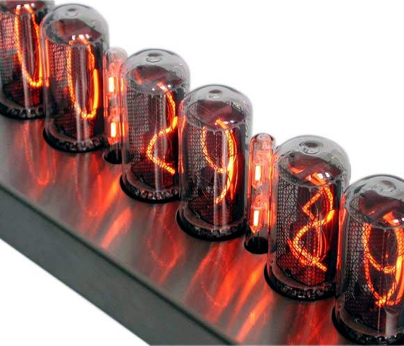 The Nixie Tube Clock - classical technique in a fine package
