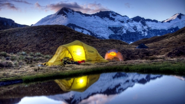 The perfect camping holiday planning - checklist for beginners