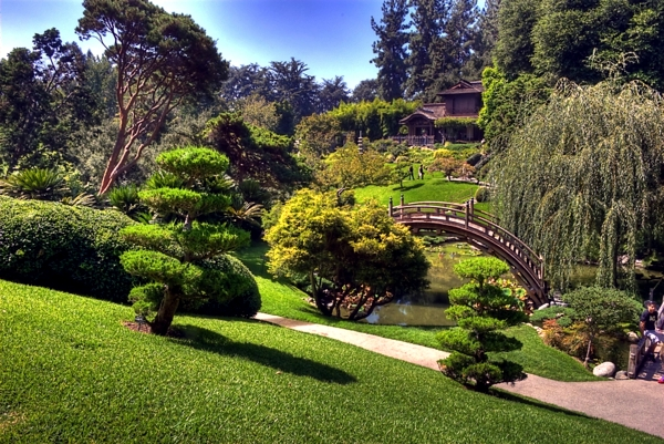 The perfect harmony of Japanese gardens