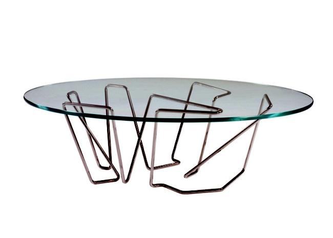 The Pitt-Pollaro collection presents designer furniture of Brad Pitt