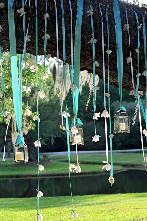 The playful charm of the lanterns in the garden -20 Craft Ideas