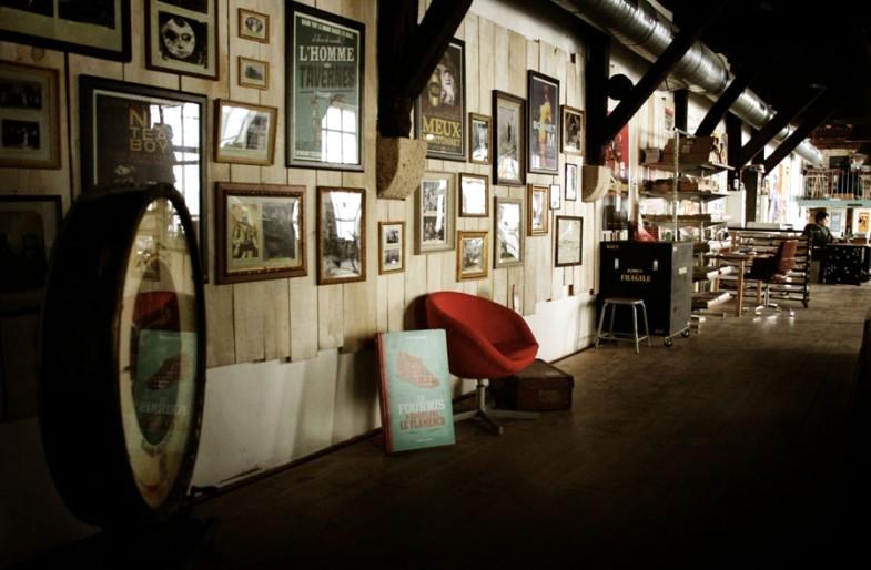The retro decor Poa Plume
