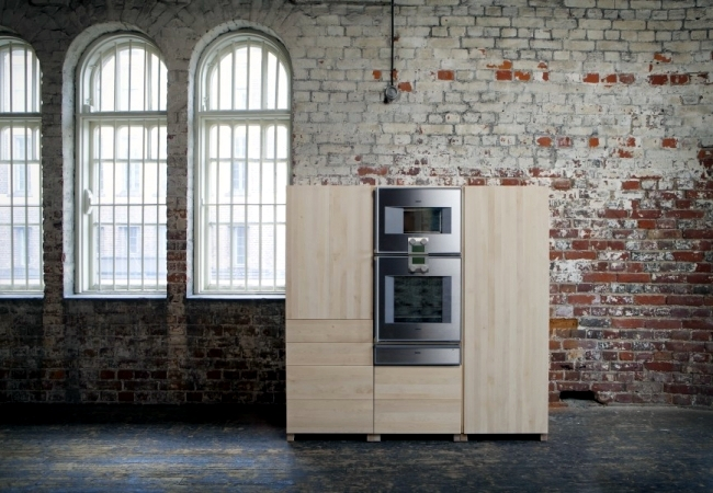 The Scandinavian Kitchen Cargo - Simple shapes and clean design