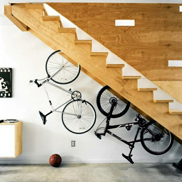 Superior The Staircase Decorating Ideas With Paint Leftover Wallpaper And Wall  Stickers
