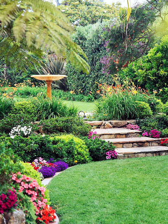 Exceptional Summer Garden Ideas Part - 2: The Summer Garden Make - Evocative Ideas For Landscaping