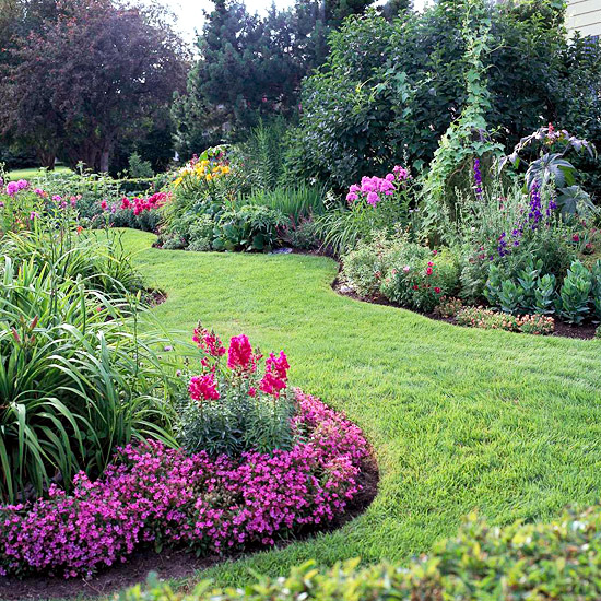 The summer garden make – evocative ideas for landscaping | Interior ...