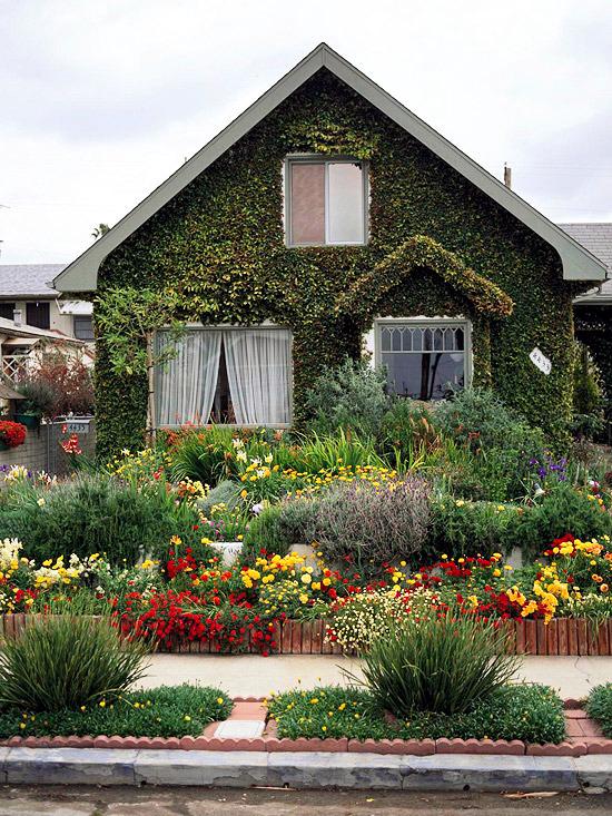 The summer garden make - evocative ideas for landscaping