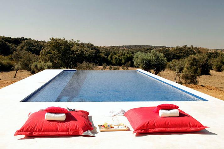 The villa Extramuros