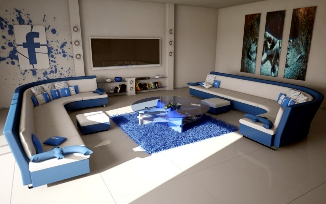 Timeless Home Design Ideas Living Room   Cool Realistic 3D Visualizations
