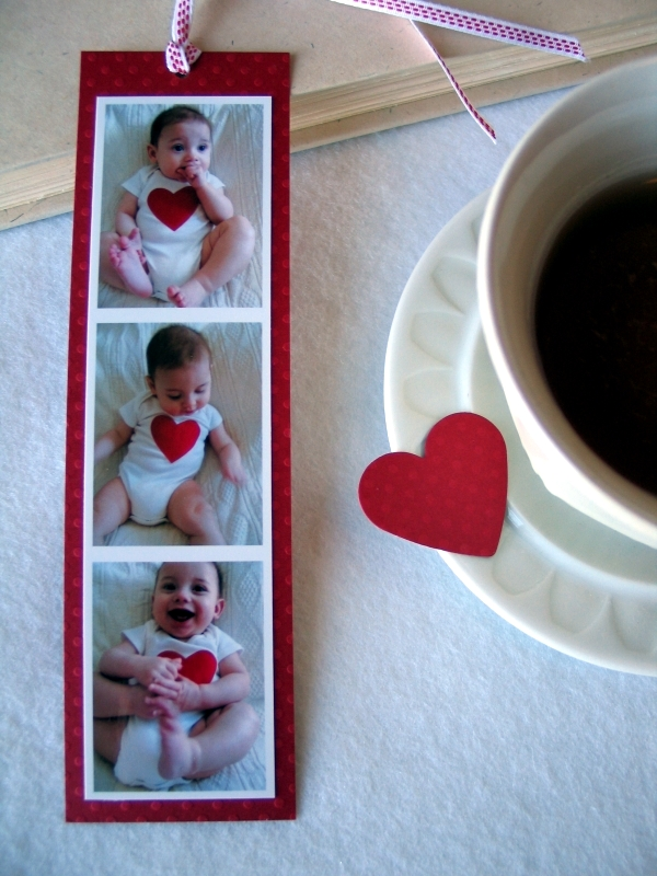 Tinker Funny Photo Bookmark with children - Gifts for Mother