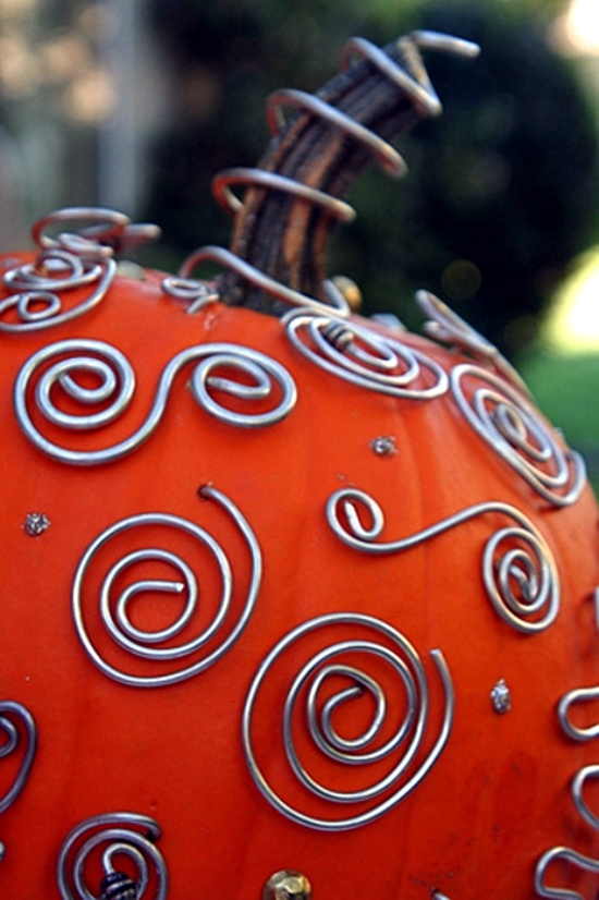 Tinkering with pumpkins great idea for fall and Halloween decorations