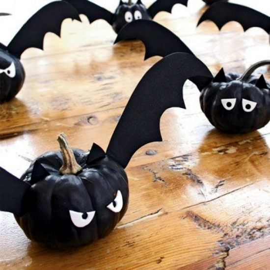 Tinkering with pumpkins great idea for fall and Halloween decorations Interior Design Ideas - Ofdesign