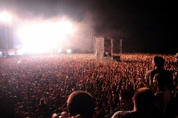 Top 20 Music Festivals from around the world - a must for music fans