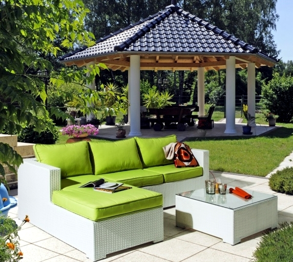 Trendy Garden Furniture Sets Comfort In The Garden Or On The