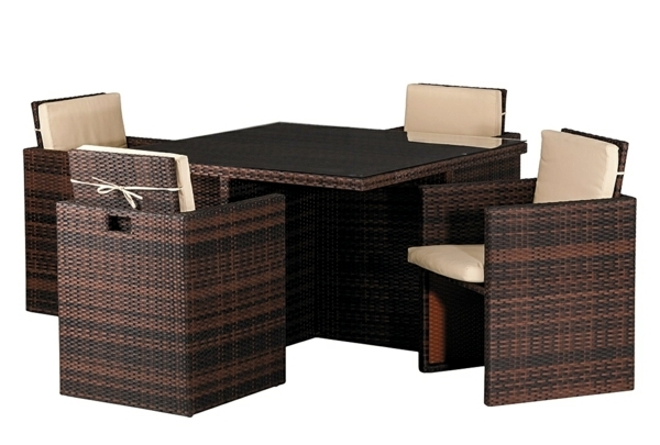 Trendy Garden Furniture Sets - Comfort in the garden or on the balcony