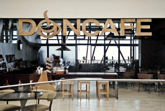 Unique Interior Design Of The Cafe Cafe Don Of Innarch Interior Design Ideas Ofdesign