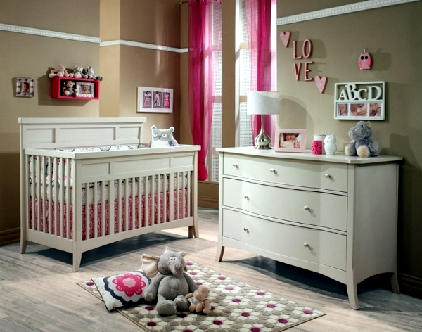 Up children - furniture for girls room from Natart Juvenile