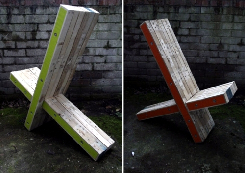Garden Furniture From Wooden Pallets upcycled furniture – tinker garden furniture euro pallets