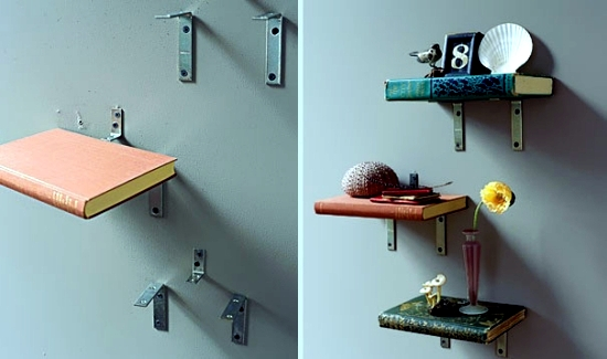 Upcycling takes recycling - old objects with new application
