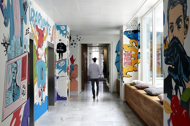 Urban hotel in Portugal
