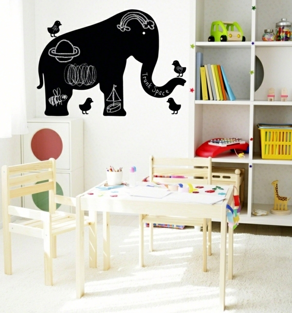 Use Chalkboard Paint Creatively Decoration Ideas For The