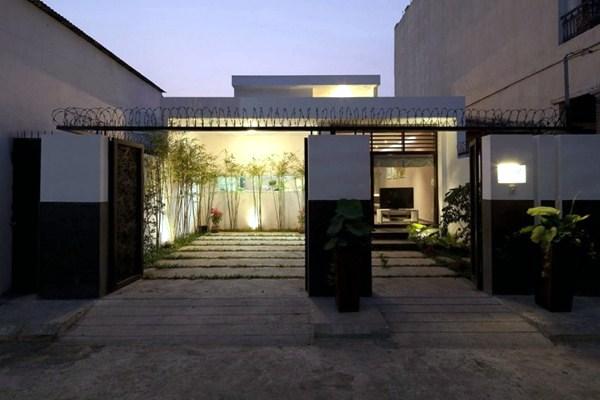 Vegetated House