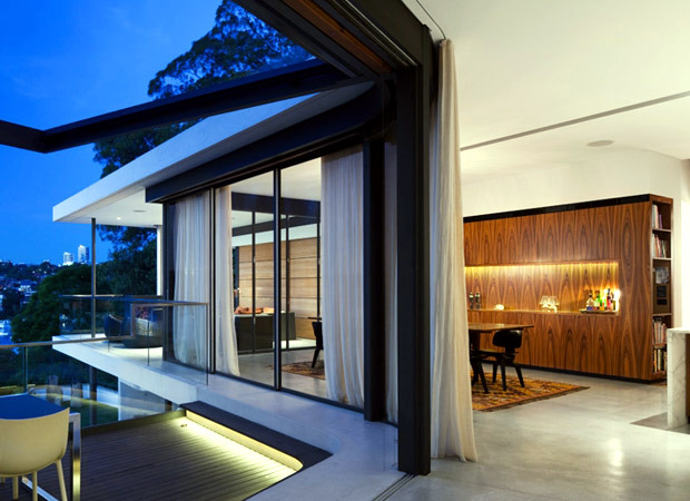 Villa style in Sydney