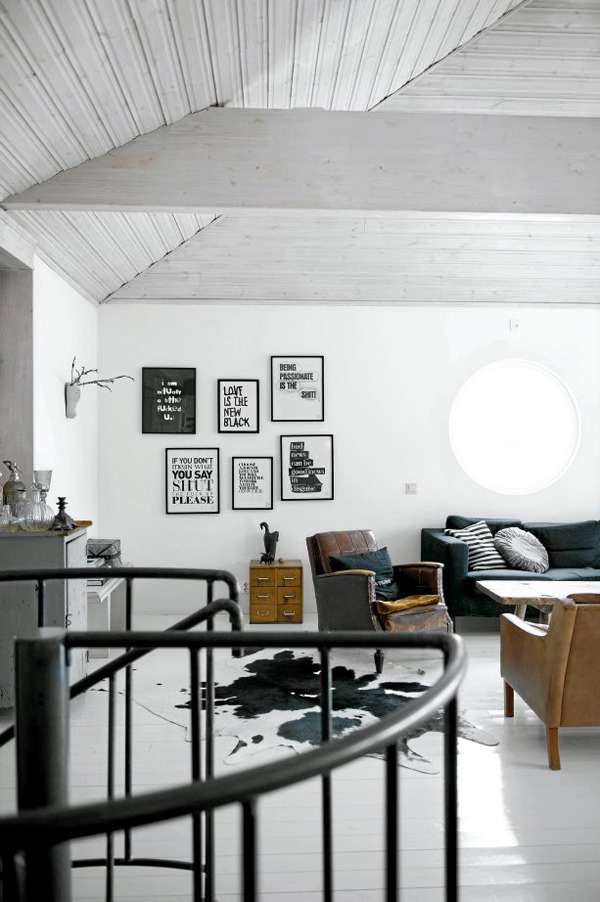 industrial inspiration room
